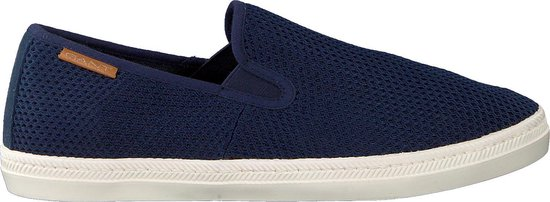 Gant Heren Sneakers Frank - Blauw