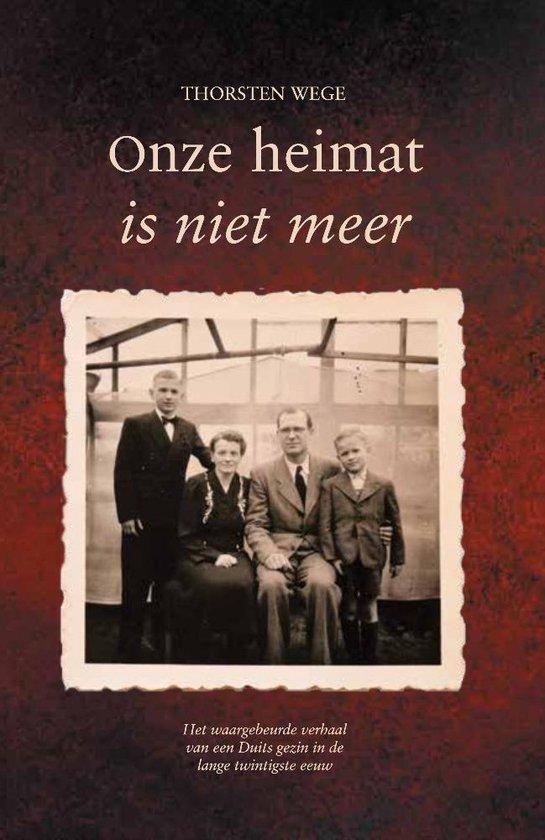 Onze heimat is niet meer - Thorsten Wege   Fthsonline.com