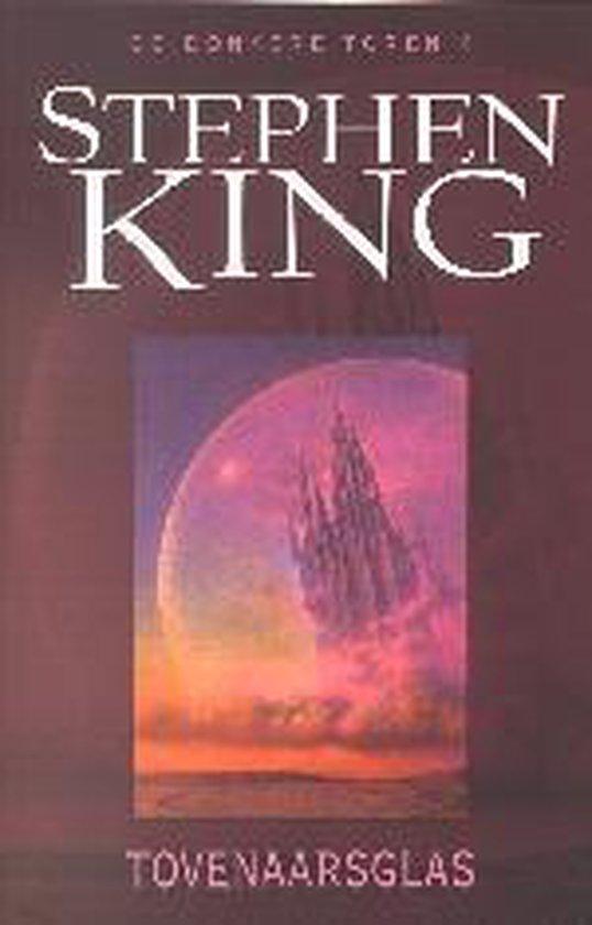 De Donkere Toren 4 - Tovenaarsglas - Stephen King |