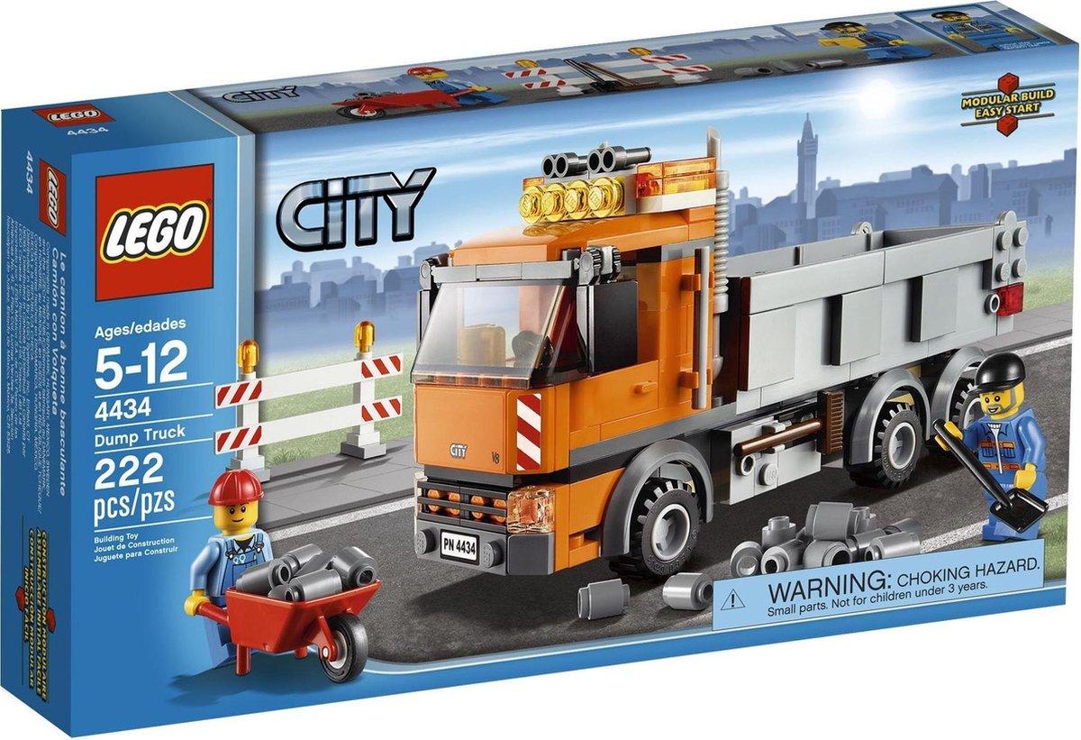 LEGO City Kiepwagen - 4434