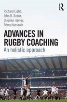 Boek cover Advances in Rugby Coaching van Richard Light