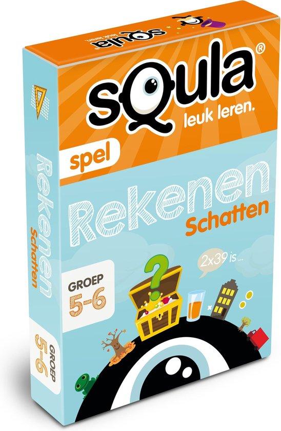 Afbeelding van het spel Squla Rekenen - Kaartspel
