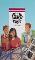 Omslag Juliette cherche Roméo
