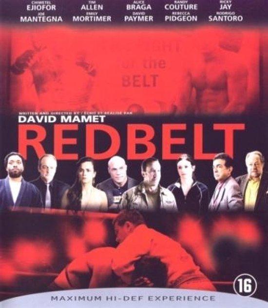 Cover van de film 'Redbelt'