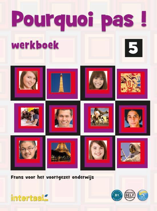 Pourquoi pas! (Nederlandse editie) 5 werkboek + online mp3's - Marie Bretonnier |