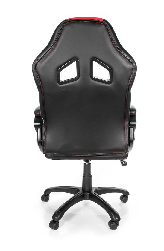 Arozzi monza gaming chair (rood)