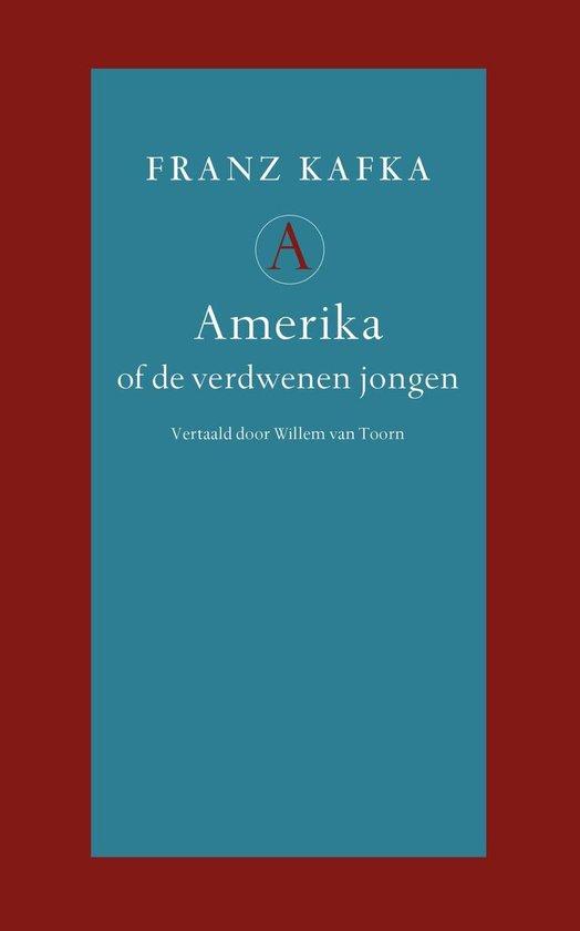 Amerika - Franz Kafka pdf epub