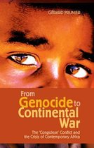 Omslag From Genocide to Continental War