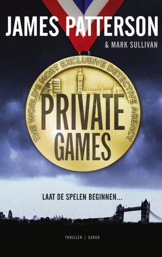 Private Games. Laat de spelen beginnen… - James Patterson |