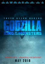 Godzilla: King Of The Monsters (3D Full HD Blu-ray + 2D 4K Ultra HD Blu-ray)
