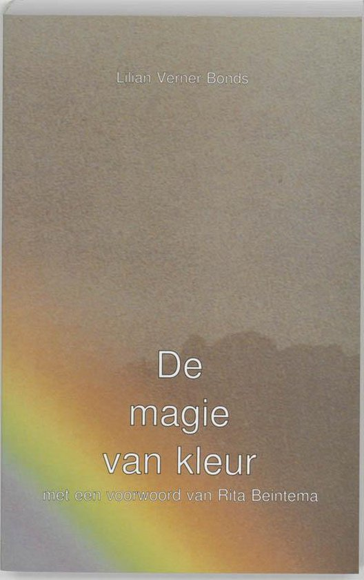 Cover van het boek 'De magie van kleur' van Lilian Verner Bonds