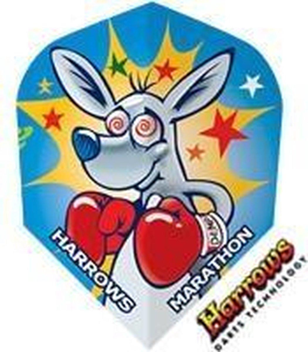 Harrows Marathon Boxing Kangaroo Set à 3 stuks
