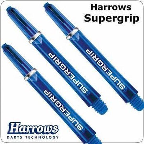 Afbeelding van het spel Harrows Supergrip Tweenie Blue  Set à 3 stuks