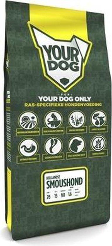 Yourdog Hollandse Smoushond Pup - 3 KG