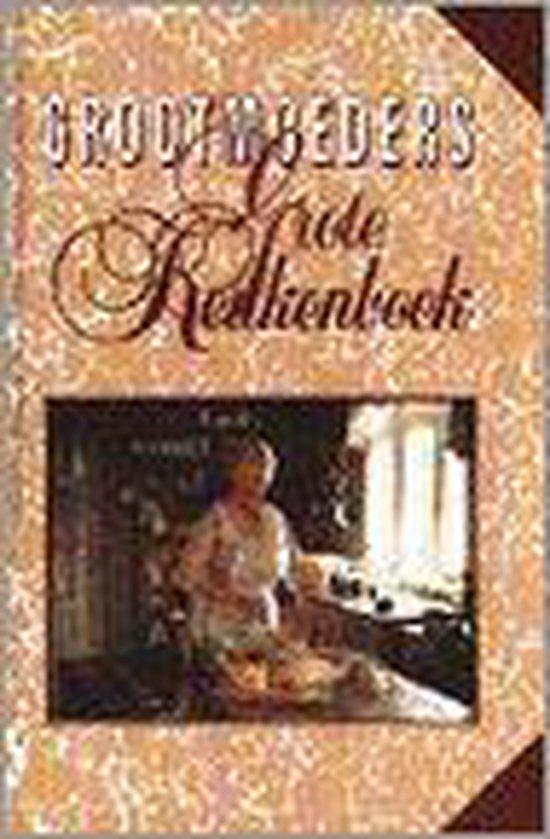 Grootmoeders grote keukenboek - none |