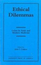 Omslag Ethical Dilemmas