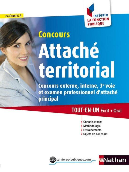 Concours Attaché territorial - Catégorie A - Intégrer la fonction publique - 2015