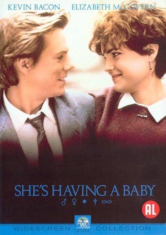 Cover van de film 'She's Having A Baby'