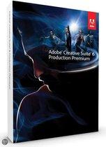 Adobe Production Premium 6 CS6 -  WIN / Engels