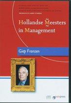 Hollandse Meesters in Management / Giep Franzen over marketing, merken en reclame (luisterboek)