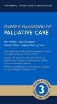 Omslag Oxford Handbook of Palliative Care