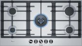 Bosch PCR9A5C90N - Serie 6 - Gaskookplaat