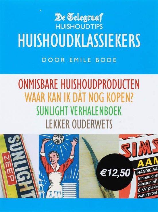 De Telegraaf Huishoudklassiekers - Emile Bode |