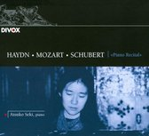 Mozart, Haydn, Schubert: Piano Recital