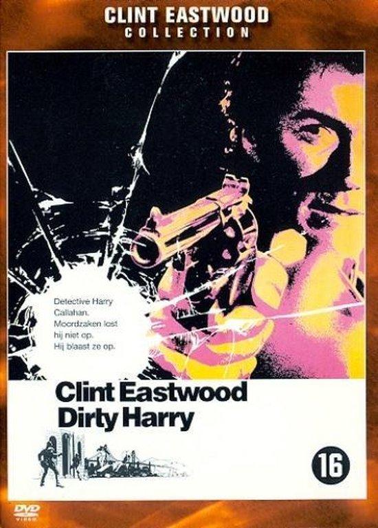 Cover van de film 'Dirty Harry'