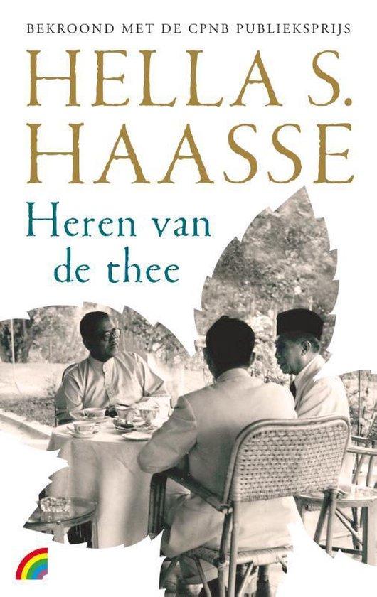 Boek cover Heren van de thee van Hella S. Haasse (Paperback)