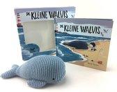 Boek cover De kleine walvis van Benji Davies