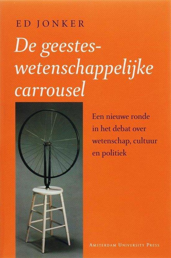De Geesteswetenschappelijke Carrousel - E. Jonker |