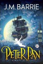 Boek cover Peter Pan van Jm Barrie