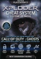 Xploder Call Of Duty Ghost Edition, PlayStation 3