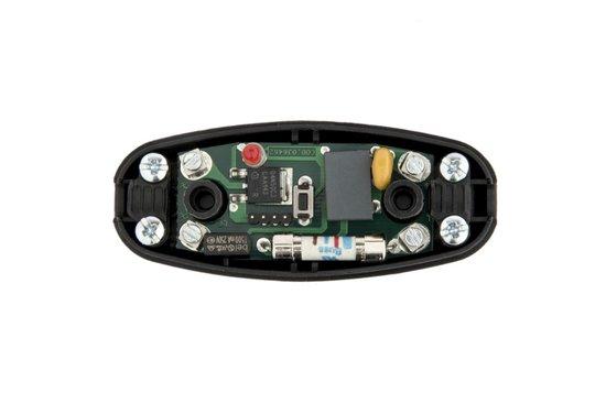 Groenovatie LED Snoerdimmer 230V - Fase aansnijding - 10W-150W - Zwart - Groenovatie