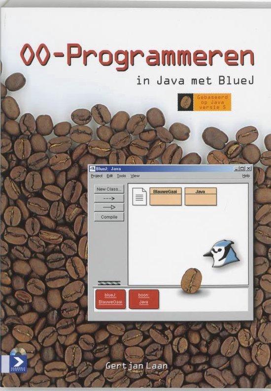 Leerboek OO-programmeren in Java mmv BlueJ - G. Laan |