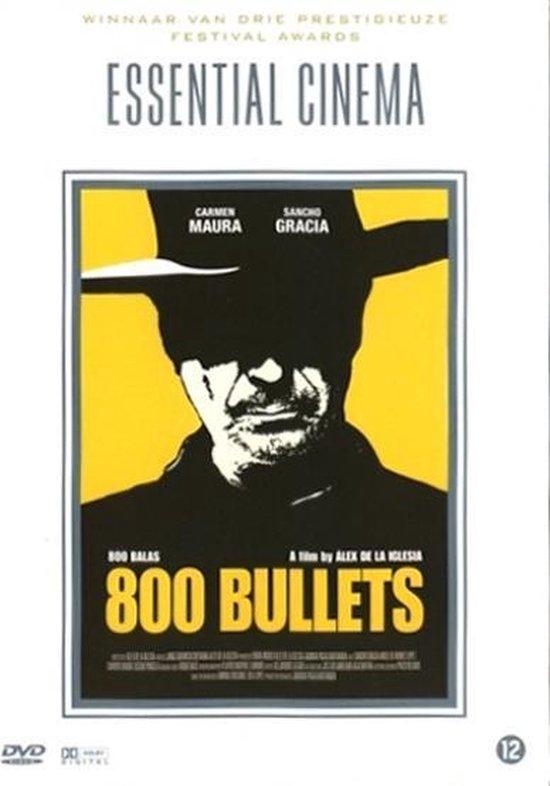 Cover van de film '800 Bullets'