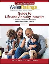 Weiss Ratings Guide to Life & Annuity Insurers, Summer 2018