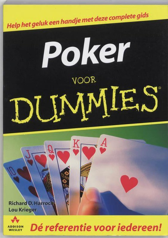 Voor Dummies - Poker voor Dummies - Richard D. Harroch |
