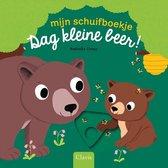 Mijn schuifboekje  -   Dag kleine beer!