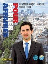 Pour parler affaires - nouvelle édition livre de l'élève+activités+online MP3's