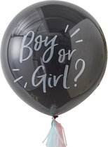 Ballon Gender Reveal Kit - 90 centimeter