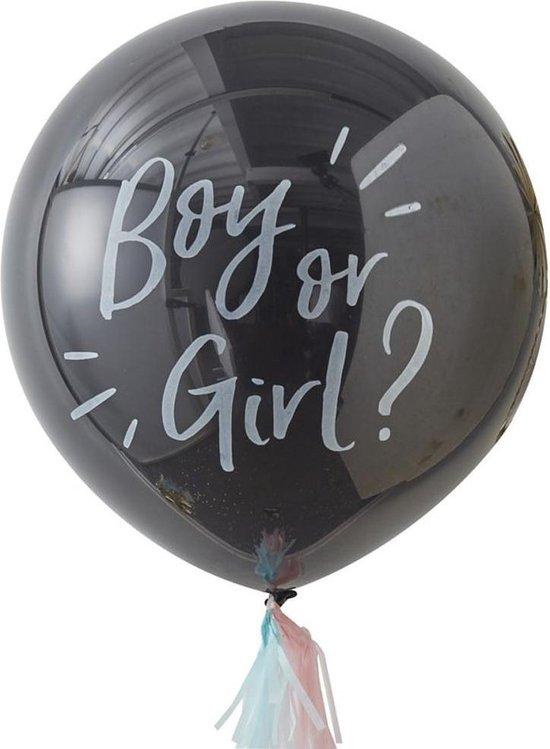 Ballon Gender Reveal Kit - 90 centimeter