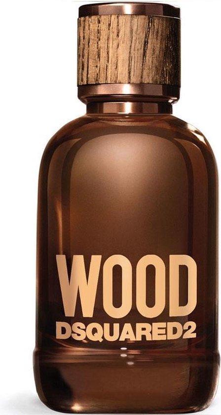 Dsquared2 Wood Pour Homme - 30ml - Eau de toilette - Dsquared2