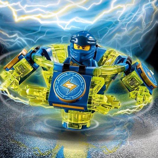 LEGO NINJAGO Spinjitzu Jay - 70660