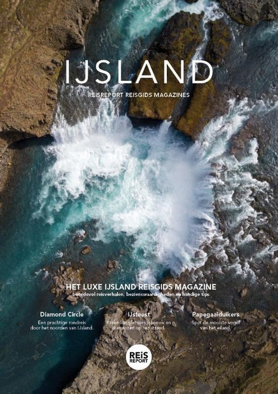 IJsland reisgids magazine 2020 - luxe uitgave - IJsland reisgids vol bezienswaardigheden, foto's, reisverhalen en actuele tips + Incl. gratis app - Marlou Jacobs & Godfried van Loo |