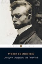 Boek cover Notes from Underground and the Double van Fyodor Dostoyevsky (Paperback)