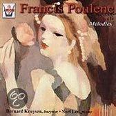 Poulenc: Melodies / Kruysen, Lee