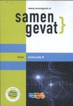 Boek cover Samengevat  -   Wiskunde B van N.C. Keemink