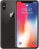 Apple iPhone X - Refurbished door Forza - A grade (Zo goed als nieuw) - 64GB - Spacegrijs